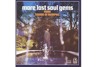 VARIOUS - More Lost Soul Gems From Sounds Of Memphis [CD]