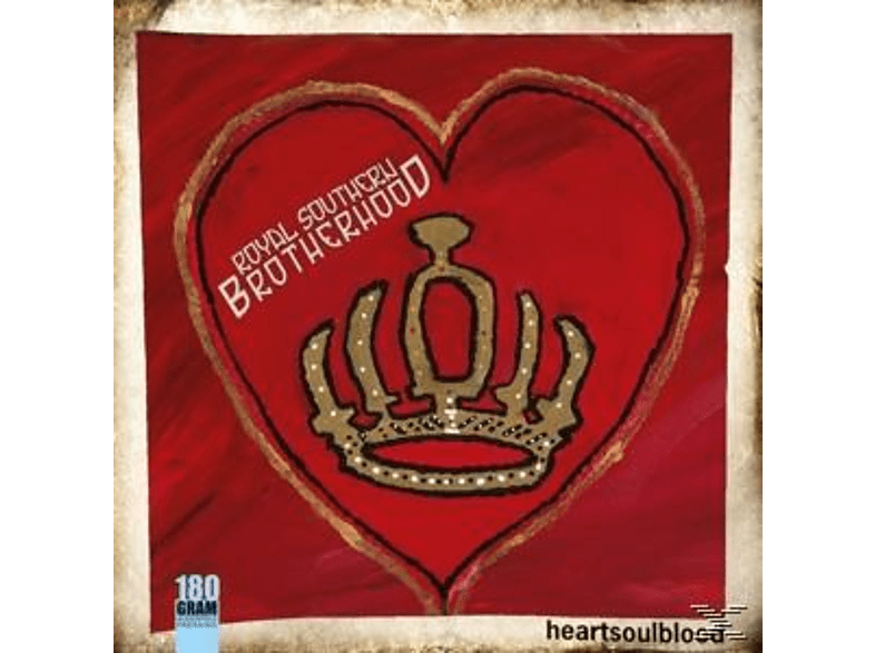 Royal Southern Brotherhood - Heartsoulblood (180gr.Vinyl) [Vinyl]
