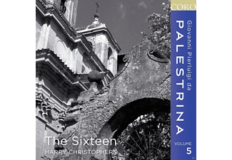 The Sixteen - Palestrina Vol.5 - Werke Zu Pfingsten - (CD)