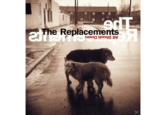 The Replacements - All Shook Down - (Vinyl)