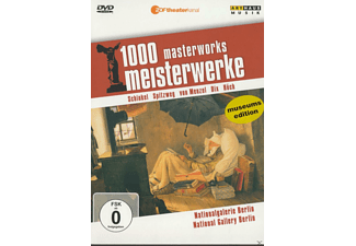 1000 MEISTERWERKE VOL.11 - NATIONALGALERIE BERLIN - (DVD)