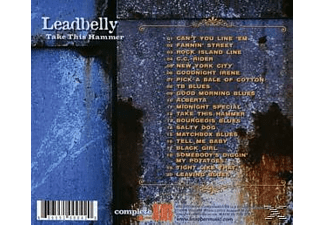 Leadbelly - Take This Hammer - (CD)