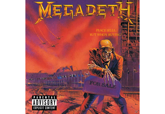 Megadeth - Peace Sells But Who's Buying (Remixed & Remastered) - (CD)