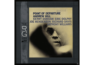 Andrew Hill - POINT OF DEPARTURE (1999 RVG REMASTERED) - (CD)