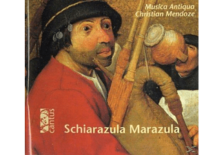 Ensemble Musica Antiqua - Schiarazula Marazula, Italian Dances Of The Renais - (CD)