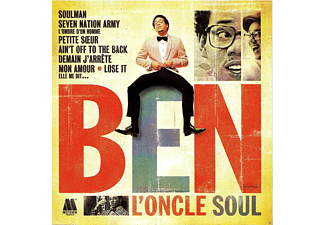 Ben L'oncle Soul Ben L'oncle Soul Pop CD