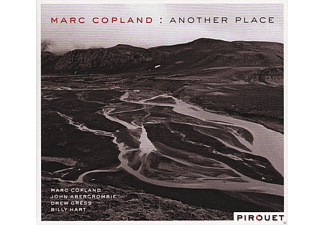 Marc Copland, John Abercrombie, Drew Gress, Billy Hart - Another Place - (CD)