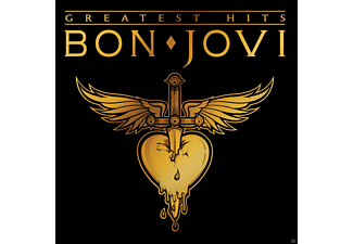 Bon Jovi GREATEST HITS Rock CD