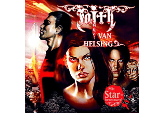 Faith - The Van Helsig Chronicles 21: Goldene Dämmerung - 2 CD - Science Fiction/Fantasy