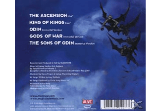 Manowar - The Sons Of Odin - (Maxi Single CD)