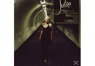 Julie Thompson - Feeling For Corners - (CD)