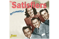The Satisfiers - PERSONALITY [CD]