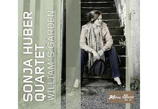 Sonja Huber, The Quartet - William's Garden - (CD)
