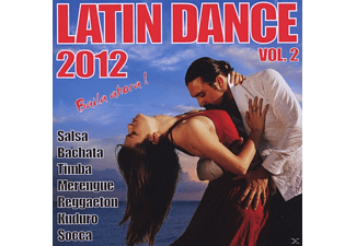 VARIOUS - Latin Dance 2012 Vol.2 - (CD)