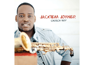 Jackiem Joyner - Church Boy - (CD)