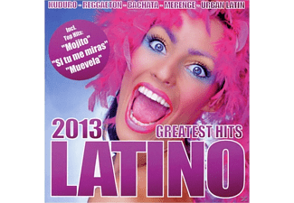 VARIOUS - Latino Greatest Hits 2013 - (CD)