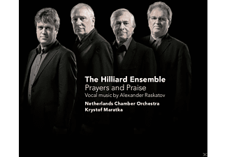 Hilliard Ensemble - Prayers and Praise - (CD)