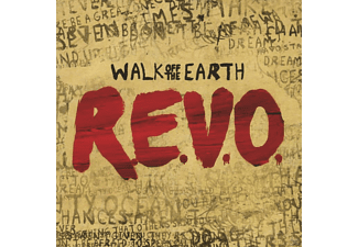 Walk Off The Earth - R.E.V.O. - (CD)