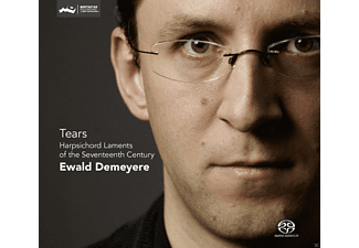 Ewald Demeyere - Tears - Harpsichord Laments From The 17th-Century - (SACD Hybrid)