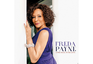 Freda Payne - Come Back To Me Love - (CD)
