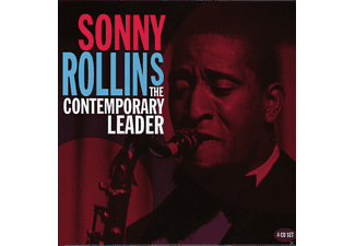 Sonny Rollins - The Contemporary Leader - (CD)
