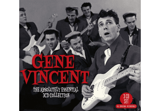 Gene Vincent - The Absolutely Essential 3CD Collection - (CD)