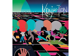 Buffalo Daughter - Konjac-Tion - (CD)