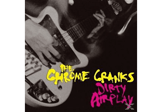 The Chrome Cranks - Dirty Airplay-Radio Session WMBR, - (Vinyl)