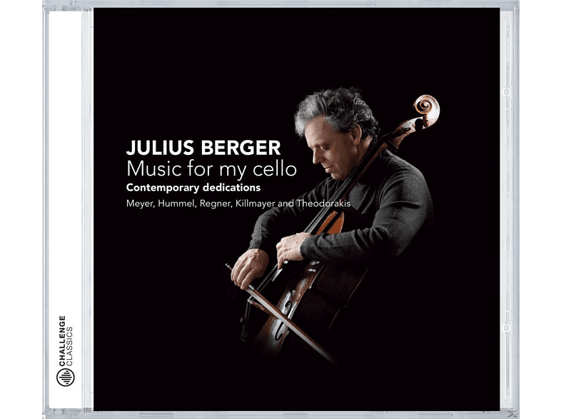 Berger Julius - Music For My Cello [CD]