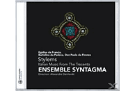 Ensemble Syntagma - Stylems,It.Music From The Trecento [CD]