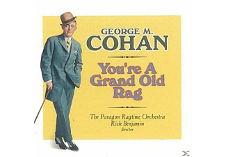 Paragon Ragtime Orchestra - Cohan A Grand Old Rag - (CD)