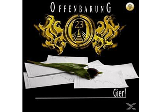 Offenbarung 23 - Gier! - 1 CD - Science Fiction/Fantasy