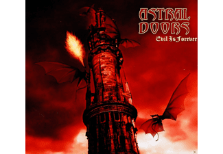 Astral Doors - Evil Is Forever - (CD)