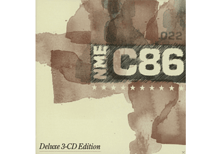 VARIOUS - C86 (Deluxe 3CD Boxset Edition) - (CD)