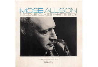 Mose Allison - Middle Class White Boy (CD)