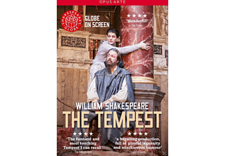 Roger Allam, Jason Baughan, Jessie Buckley, Sam Cox - The Tempest [DVD]