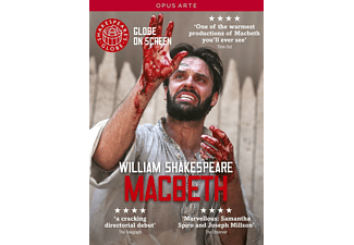 VARIOUS - Macbeth (Globe Theatre London, 2013) - (DVD)