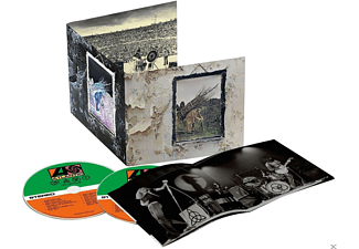 Led Zeppelin - Led Zeppelin IV (Deluxe CD Set) - (CD)