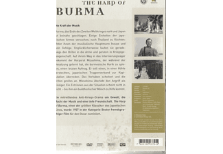 THE HARP OF BURMA [DVD]