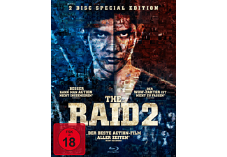 The Raid 2 (Special Edition) - (Blu-ray)
