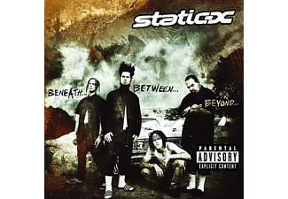 Static-X - Beneath... Between... Beyond (CD)