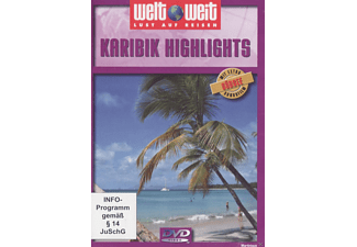 Karibik Highlights - welt weit - (DVD)