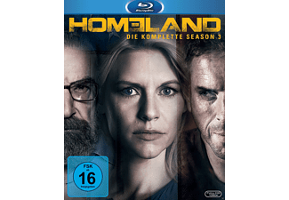 Homeland - Staffel 3 - (Blu-ray)