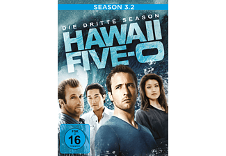 Hawaii Five-O - Season 3.2 - (DVD)