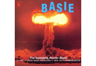 Herbie Mann & Jones Tamiko - The Complete Atomic Basie (CD)