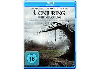 Conjuring - Die Heimsuchung Horror Blu-ray