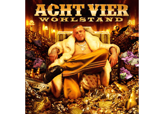 AchtVier - Wohlstand - (CD)