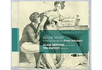 Klaus Mertens - An Die Musik-Famous Songs By Franz Schubert - (CD)