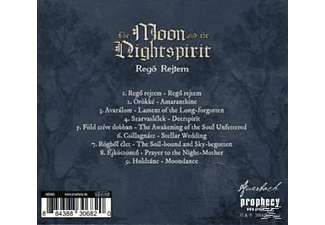 The Moon And The Nightspirit - Rego Rejtem (Re-Release) (Digipak) - (CD)