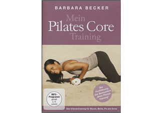 Barbara Becker - Mein Pilates Core Training [DVD]